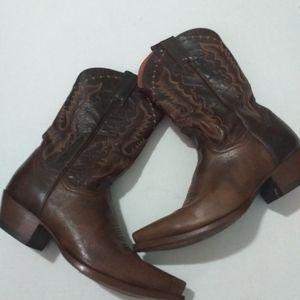 Durango Shoes - Durango leather boots_ size 8.5us